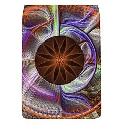 Background Image With Hidden Fractal Flower Flap Covers (s)  by Simbadda