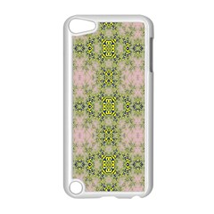 Digital Computer Graphic Seamless Wallpaper Apple Ipod Touch 5 Case (white) by Simbadda