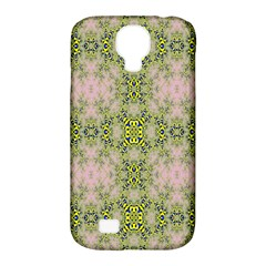 Digital Computer Graphic Seamless Wallpaper Samsung Galaxy S4 Classic Hardshell Case (pc+silicone) by Simbadda