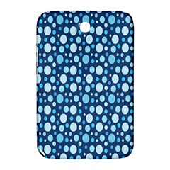 Polka Dot Blue Samsung Galaxy Note 8 0 N5100 Hardshell Case  by Mariart