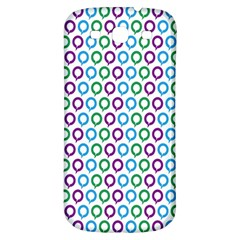 Polka Dot Like Circle Purple Blue Green Samsung Galaxy S3 S Iii Classic Hardshell Back Case by Mariart