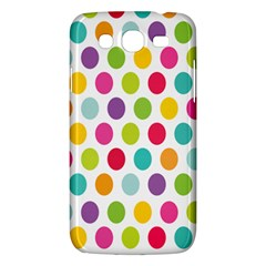 Polka Dot Yellow Green Blue Pink Purple Red Rainbow Color Samsung Galaxy Mega 5 8 I9152 Hardshell Case  by Mariart