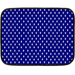 Rainbow Polka Dot Borders Colorful Resolution Wallpaper Blue Star Double Sided Fleece Blanket (mini)  by Mariart