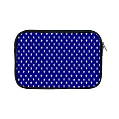 Rainbow Polka Dot Borders Colorful Resolution Wallpaper Blue Star Apple Ipad Mini Zipper Cases by Mariart