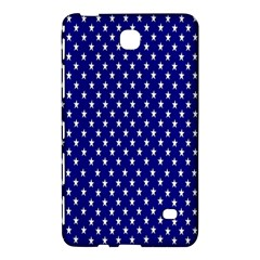 Rainbow Polka Dot Borders Colorful Resolution Wallpaper Blue Star Samsung Galaxy Tab 4 (7 ) Hardshell Case