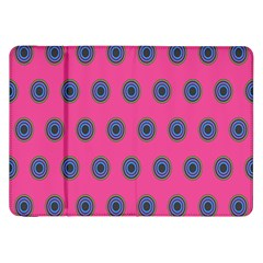 Polka Dot Circle Pink Purple Green Samsung Galaxy Tab 8 9  P7300 Flip Case by Mariart