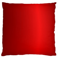 Red Gradient Fractal Backgroun Standard Flano Cushion Case (two Sides) by Simbadda