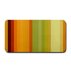 Colorful Citrus Colors Striped Background Wallpaper Medium Bar Mats by Simbadda