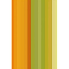Colorful Citrus Colors Striped Background Wallpaper 5 5  X 8 5  Notebooks by Simbadda