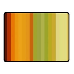 Colorful Citrus Colors Striped Background Wallpaper Fleece Blanket (small) by Simbadda