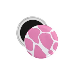 Baby Pink Girl Pattern Colorful Background 1 75  Magnets by Simbadda
