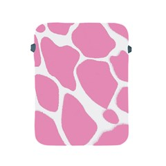 Baby Pink Girl Pattern Colorful Background Apple Ipad 2/3/4 Protective Soft Cases