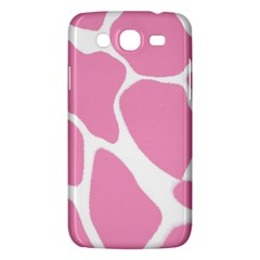 Baby Pink Girl Pattern Colorful Background Samsung Galaxy Mega 5 8 I9152 Hardshell Case  by Simbadda