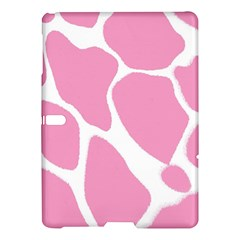 Baby Pink Girl Pattern Colorful Background Samsung Galaxy Tab S (10 5 ) Hardshell Case  by Simbadda