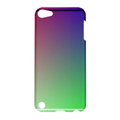 3d Rgb Glass Frame Apple Ipod Touch 5 Hardshell Case by Simbadda