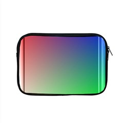 3d Rgb Glass Frame Apple Macbook Pro 15  Zipper Case by Simbadda