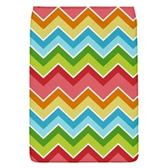 Colorful Background Of Chevrons Zigzag Pattern Flap Covers (s)  by Simbadda