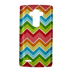 Colorful Background Of Chevrons Zigzag Pattern Lg G4 Hardshell Case by Simbadda