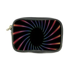 Fractal Black Hole Computer Digital Graphic Coin Purse by Simbadda