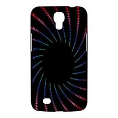 Fractal Black Hole Computer Digital Graphic Samsung Galaxy Mega 6 3  I9200 Hardshell Case by Simbadda