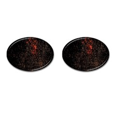 July 4th Fireworks Party Cufflinks (oval) by Simbadda