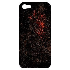 July 4th Fireworks Party Apple Iphone 5 Hardshell Case by Simbadda