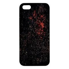 July 4th Fireworks Party Apple Iphone 5 Premium Hardshell Case by Simbadda