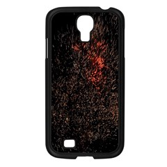 July 4th Fireworks Party Samsung Galaxy S4 I9500/ I9505 Case (black) by Simbadda