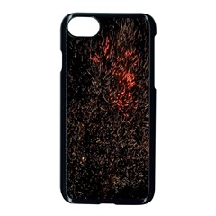 July 4th Fireworks Party Apple Iphone 7 Seamless Case (black) by Simbadda