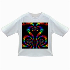Fractal Drawing Of Phoenix Spirals Infant/toddler T Shirts