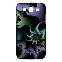 Fractal Image With Sharp Wheels Samsung Galaxy Mega 5 8 I9152 Hardshell Case  by Simbadda