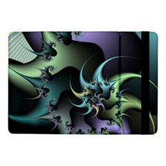 Fractal Image With Sharp Wheels Samsung Galaxy Tab Pro 10 1  Flip Case by Simbadda