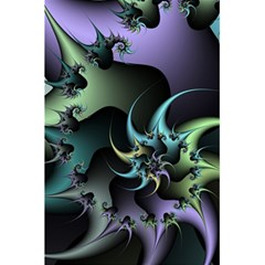 Fractal Image With Sharp Wheels 5 5  X 8 5  Notebooks by Simbadda
