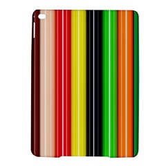 Stripes Colorful Striped Background Wallpaper Pattern Ipad Air 2 Hardshell Cases by Simbadda