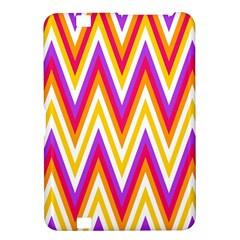 Colorful Chevrons Zigzag Pattern Seamless Kindle Fire Hd 8 9  by Simbadda