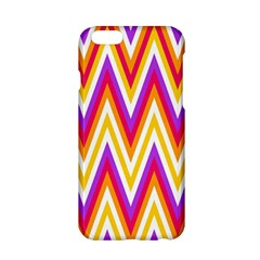 Colorful Chevrons Zigzag Pattern Seamless Apple Iphone 6/6s Hardshell Case by Simbadda