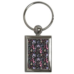 Wildflowers I Key Chains (rectangle)