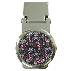 Wildflowers I Money Clip Watches