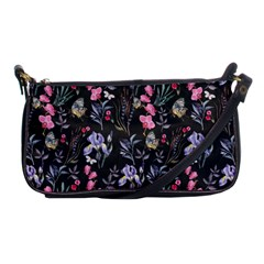 Wildflowers I Shoulder Clutch Bags