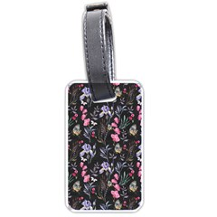 Wildflowers I Luggage Tags (two Sides)
