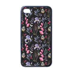 Wildflowers I Apple Iphone 4 Case (black) by tarastyle