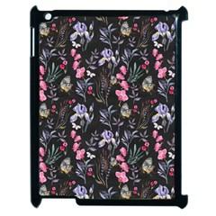 Wildflowers I Apple Ipad 2 Case (black)