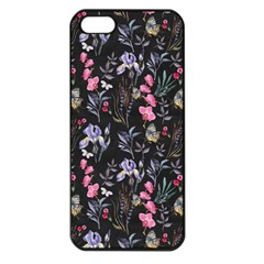 Wildflowers I Apple Iphone 5 Seamless Case (black)