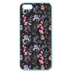 Wildflowers I Apple Seamless Iphone 5 Case (color)