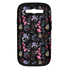 Wildflowers I Samsung Galaxy S Iii Hardshell Case (pc+silicone) by tarastyle