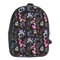 Wildflowers I School Bags (xl)