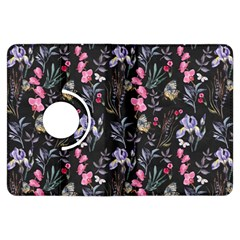 Wildflowers I Kindle Fire Hdx Flip 360 Case by tarastyle