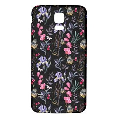Wildflowers I Samsung Galaxy S5 Back Case (white)