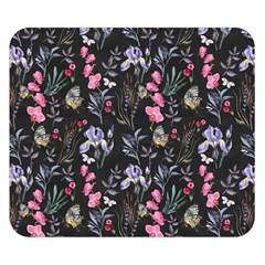 Wildflowers I Double Sided Flano Blanket (small)  by tarastyle