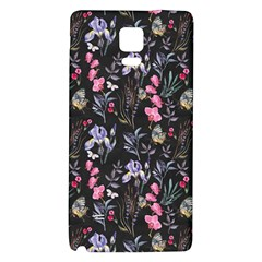 Wildflowers I Galaxy Note 4 Back Case